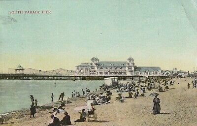 9 X Blackpool Postcards - All Early - All Posted - See Photos     C123 • 3.50£