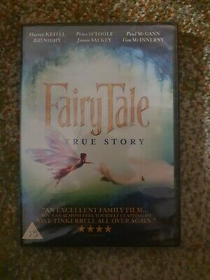 Fairy Tale - A True Story DVD (2015) Florence Hoath, Sturridge (DIR) New Sealed • 6.60£