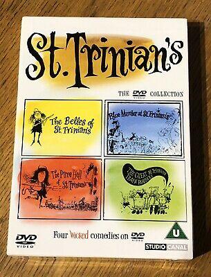 St. Trinians DVD Box Collection • 3.50£