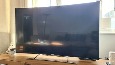 Sony Bravia Hd 55'' Android 4k Tv Kd-55s8505c **last Of The Sony Curve Tv's** • 399£