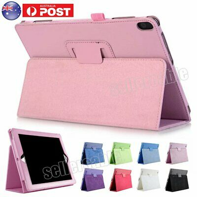 AU10.98 • Buy Apple IPad Case 6th 5th 4th Gen Mini 1 2 3 Pro 12.9  Leather Cover Smart Folio