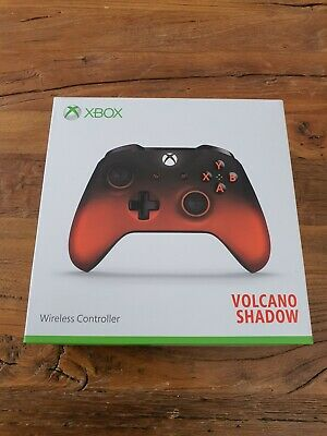 AU62.69 • Buy Xbox One Wireless Controller Volcano Shadow