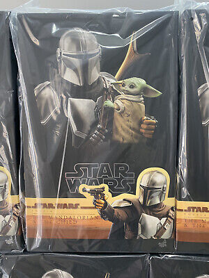 $ CDN589.32 • Buy Hot Toys 1/6 Scale Mandalorian And The Child Collectible Set TMS014 In Stock