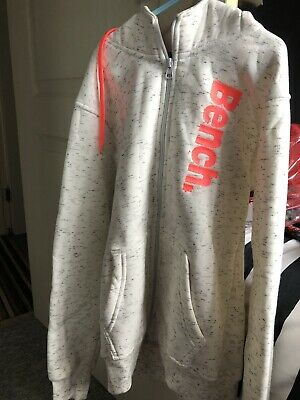 Girls Bench Hoodie Size Small 11 12 Years About • 3£