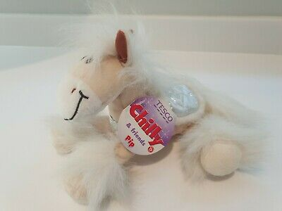 Tesco Chilly And Friends Soft Toy Pony Pip New With Tags 20cm • 9.50£