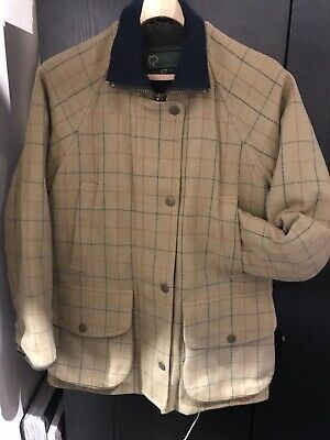 Ladies Shooting/Country/Winter Coat Size 10 • 40£