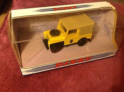 Matchbox Dinky Collection, DY9-B 1949 Land Rover, Yellow • 9£