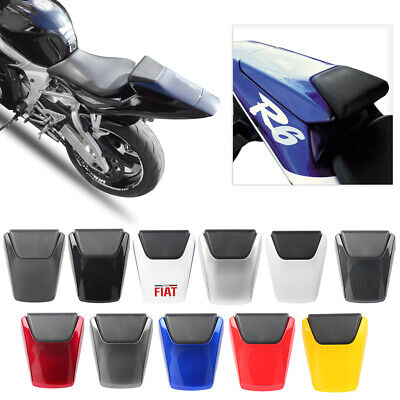 $65.13 • Buy Motorcycle ABS Rear Cowl Seat Cover Fit Yamaha YZF-R6 YZF R6 1998-2002 2001 2000