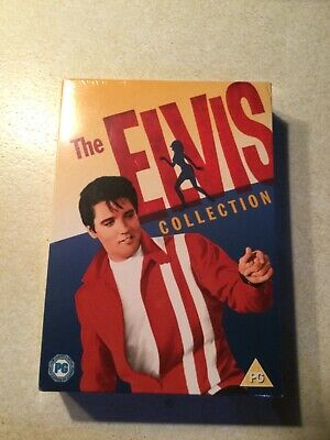 The Elvis Collection Films Dvd Box Set. 6x Dvds Of Various Films. New. Sealed. • 20£