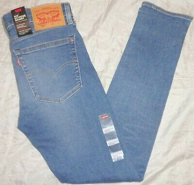 NWT Levi's Men's 519 Extreme Skinny Stretch Jeans 24875-0070 • 35.77£
