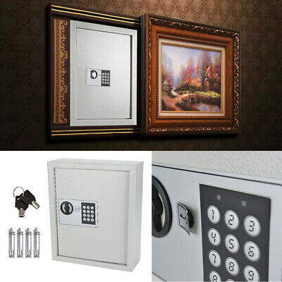 £39.69 • Buy 48 Key Digital Safe Cabinet Electronic Security Office Home Password Deposit Box