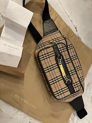 Burberry Belt Bag • 94£