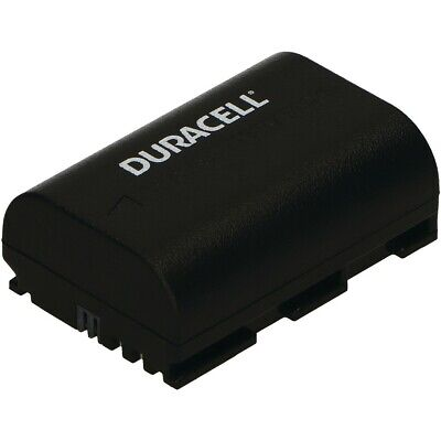 Canon LP-E6,LPE6,LP-E6N Compatible Battery From Duracell, Fits Canon EOS 60D,70D • 19.79£