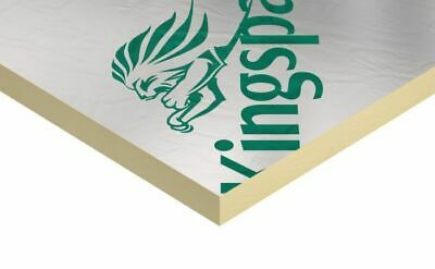 Kingspan Insulation Boards Thermawall TW50 1200mm X 450mm X 40mm - Pack Of 12 • 45£