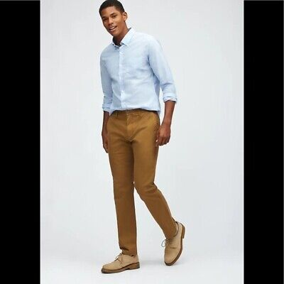 $ CDN30.62 • Buy Bonobos Stretched Washed Chinos Slim In Chestnuts