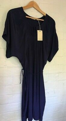 AU40 • Buy Country Road Navy Blue Dress Size 16
