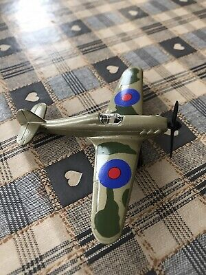 Vintage Matchbox Skybusters Spitfire Model Plane Collectible • 5£