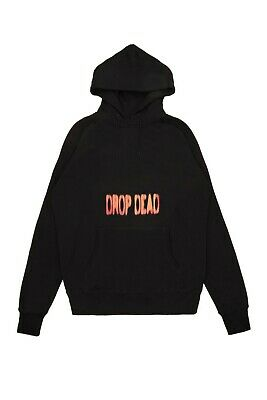 £86.23 • Buy Rare Hoodie Drop Dead Clothing - Sensory Size Medium(M) Oliver Sykes DD BMTH