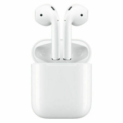 $ CDN119.99 • Buy Original Apple AirPods White 'Used' With Charging Case,Cable In Original Box