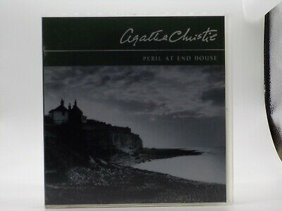 Peril At End House CD By Agatha Christie Book  • 5.24£