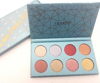 AU28.90 • Buy Colourpop Semi Precious  Eyeshadow Palette Metallic