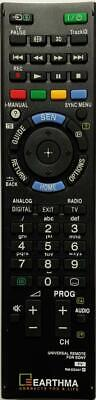 £5.99 • Buy RM-ED047 SONY Replacement TV Remote Control For Sony Television