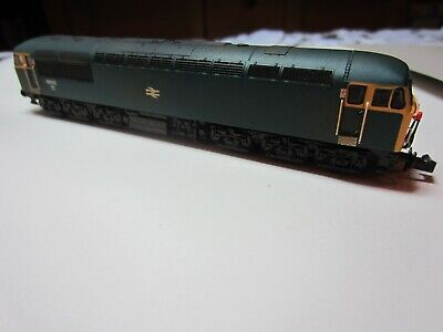 Dapol N Gauge Class 56 Weathered In BR Blue Livery • 70£