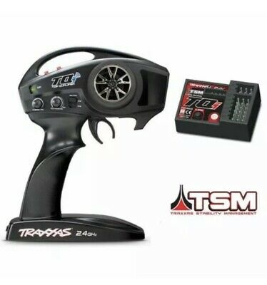 $ CDN126.20 • Buy Traxxas 6509r Tqi 2-channel Radio With Tsm Traxxas Stability Management Receiver