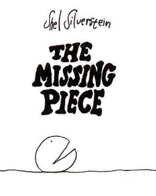 The Missing Piece By Shel Silverstein (English) Hardcover Book Free Shipping! • 16.67£