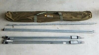 AU20 • Buy OZtrail Canvas Steel Tent Poles And Bag