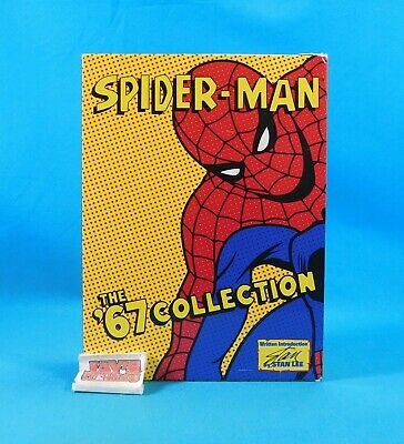 Spider-Man The '67 Collection Cartoon Series 6-Disc DVD Set 2004 Marvel  • 85.82£