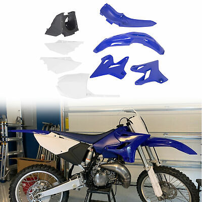 $109.80 • Buy Restyle Blue Complete Kit For Yamaha YZ125 YZ250 2002-2014 90716 ABS Plastic