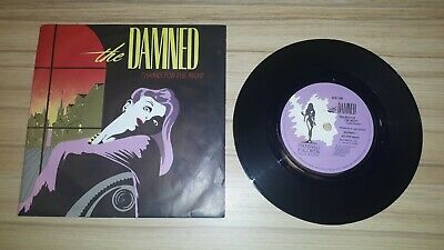 The Damned - Thanks For The Night Single 7  Vinyl Record Sensible Punk 1985 • 2.20£