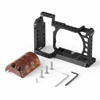$ CDN63.59 • Buy SmallRig Cage Kit For Sony A6500 Arca Swiss QR Plate &Cold Shoe 2097C