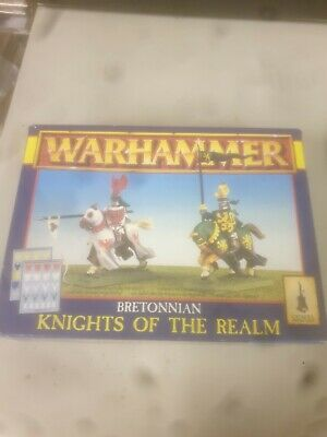 Warhammer Bretonnian Knights Of The Realm • 30£
