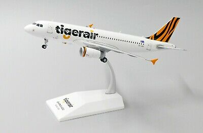 AU149.95 • Buy JC Wings 1:200 Tigerair (Australia) Airbus A320-200 'New Colours' VH-VNH