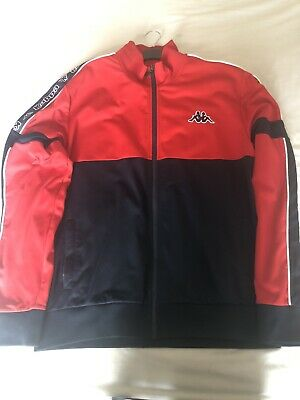 Kappa Tracksuit Top Men's Size Large • 20£