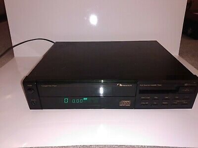 $26.99 • Buy Vintage Nakamichi CP-1 Combo CD/Cassette For Parts Or Repairs