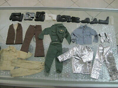 $ CDN35.61 • Buy Vintage 1964 Gi Joe Accessories And Cloths With Shoes Crash Crew Suit & More