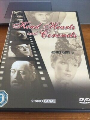 Kind Hearts And Coronets (DVD, 2004) • 0.99£