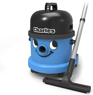 £183.58 • Buy Henry Charles Wet And Dry Vacuum Cleaner, 15 Litre, 1060 W, Blue