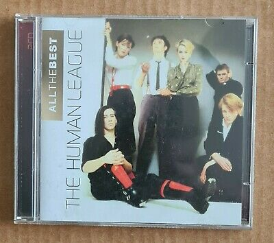 The Human League - All The Best [2 X CD] • 5.99£