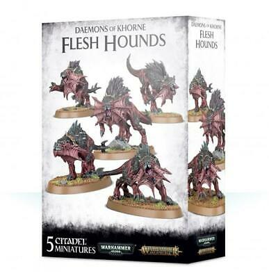 AU75 • Buy Daemons Of Khorne Flesh Hounds