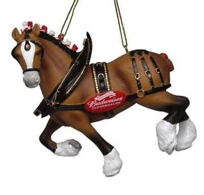 $ CDN15.23 • Buy Budweiser Clydesdale Figural Ornament 2019 Beautiful New W Tags