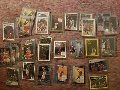 $10.50 • Buy Lot Of (30) Michael Jordan Cards,Fleer,Topps,Upper Deck,Golf,Baseball,Basketball
