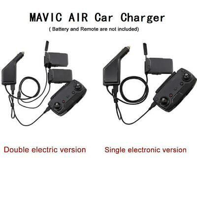 AU24.11 • Buy For DJI MAVIC AIR Drone 3/2 In 1 Car Charger Battery Remote Control Charger Dock