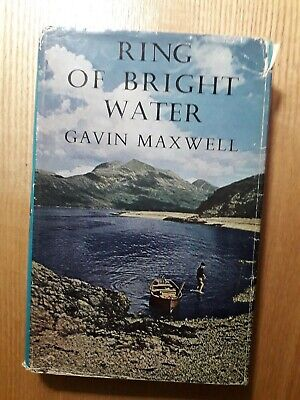 Ring Of Bright Water By Gavin Maxwell • 45£