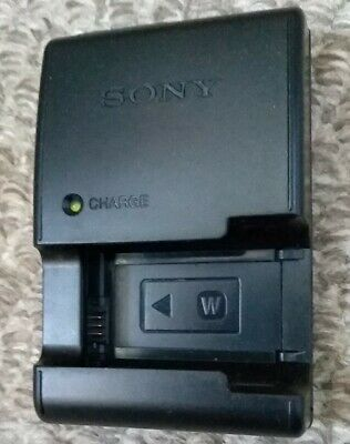 Genuine SONY BC-VW1 Battery Charger For Sony NP-FW50  (needs Mains Lead) • 12.50£