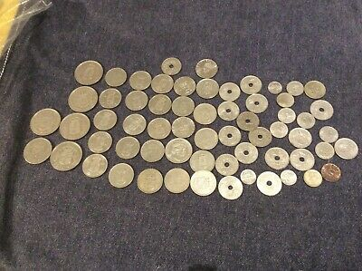 Assorted Old Danish Coins • 6£