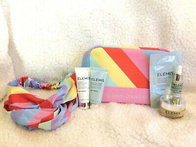 Elemis Olivia Rubin Limited Edition Gift Set With Headband-NEW RRP£81  • 25£